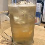 鮨・酒・肴 杉玉 - メガハイボール