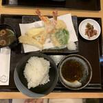 天ぷら やじま。 - 料理写真: