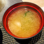 パンドラ - 味噌汁