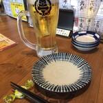 魚河岸酒場FUKU浜金 - 生ビール