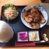 芳味亭 - 料理写真:焼肉定食(ご飯中盛):1200円