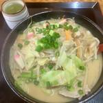 長崎ちゃんぽんたかはし - 料理写真: