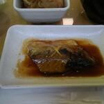 おふくろ亭 - サバ煮