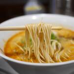 創作麺工房 鳴龍 - 坦々麺
