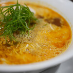 創作麺工房 鳴龍 - 料理写真:坦々麺