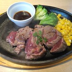 Shiroganekohiten - 道産牛フィレステーキ