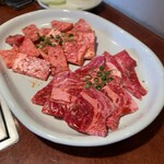 焼肉 寿苑 - 料理写真:お肉
