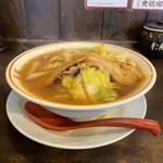 ラーメン 天風 - 料理写真:天風ラーメン ¥620 ノーマル