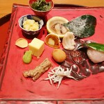 shirokanedaikobayashi - 八寸