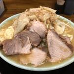 ラーメン 盛太郎 - ラーメン(690円) ニンニク・アブラ入