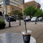 グーツ - 夏・アイスコーヒー。
