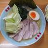 吉田家 - 料理写真:2020年11月 塩チャーシュー+キャベツ増し 1000+100円