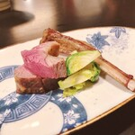 酒肴 大阪まんぷく堂 - お肉料理 ラム
