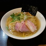 麺処 夏海 - ☆豊穣清湯塩ラーメン(●^o^●)☆