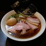 麺処 夏海 - ☆【麺処 夏海】さん…豊穣清湯醤油ラーメン(≧▽≦)/~♡☆