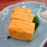 百味 - 厚焼玉子¥400