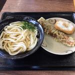 こだわり麺や - 今日のお昼ごはん