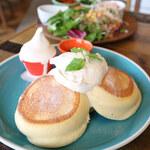 森のサーカス cafe & family restaurant - 料理写真: