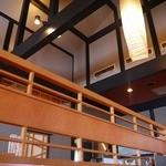 京都高台寺 天風 - 天井は高くて!気持ちいいです。