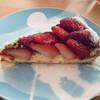 キル フェ ボン - 料理写真:イチゴのタルト 800円
