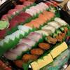 め組 - 料理写真:甘エビもぷりっぷりで中トロとブリの美味しさが際立ちましたよ❤