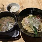 らーめん矢吹 - つけ麺(醤油) 890円