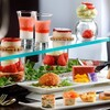 レストラン&ラウンジ eu - 料理写真:いちごのアフタヌーンティー