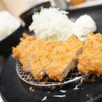 松のや - 料理写真:朝カツ