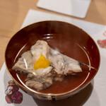 うを徳 - 2020.12 淡路天然カワハギ潮汁