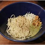 横濱丿貫 - 餃子の和え玉 450円