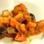 B-ONE - カポナータ(野菜のトマト煮込み)