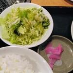 143701608 - 野菜サラダ