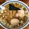 中華そば つけ麺 甲斐 - 料理写真:味玉中華そば(大)