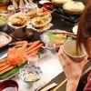 ゆのくに天祥 - 料理写真:蟹づくし