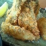 いとう漁協直営 漁師めしや 波魚波 - 地魚フライ定食