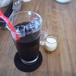 ネコジャラシ - アイスコーヒー