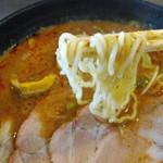 Ogikuborameneiryuuken - 坦々麺 ※麺は自家製の中太麺