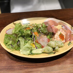 143714355 - 前菜サラダ