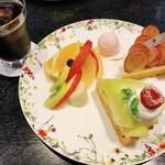 カフェさくら - 料理写真:Bプレート