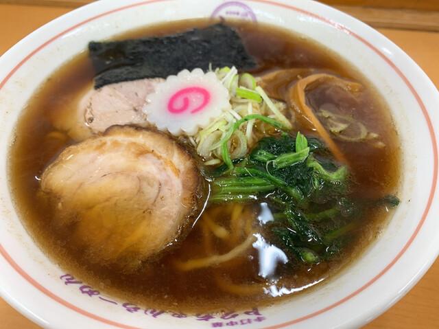 ちゃん 須賀川 トク ラーメン