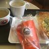 サンマルクカフェ - 料理写真:* ロイヤルミルクティー 330円 * ブレンドコーヒー  200円 * チョコクロ 170円 * じゃがバタデニッシュ 160円