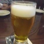 たもいやんせ - まずはビアーで乾杯!(2012.08)