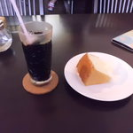 cafe りぅ - セットの飲み物・デザートは+200円