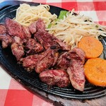 キッチンドナルド - 牛肉のミニッツステーキ150g