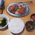 大阪焼肉・ホルモン ふたご - 赤肉定食1300円