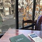 カフェ ラ・ボエム - 内観