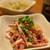 学大酒場エビス参 - 料理写真:新メニューの低温調理タンマリネ!これがチョー美味いん♡