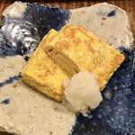 東白庵 かりべ - 卵焼き