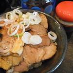 鍾馗 - チャーシュー丼
