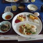ウィスタリアンライフクラブ - 朝食バイキング